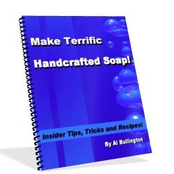 Make Terrific Handcrafted Soap!